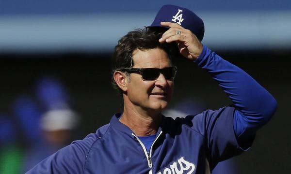 Dodgers Manager Don Mattingly has had his fair share of critics this postseason.