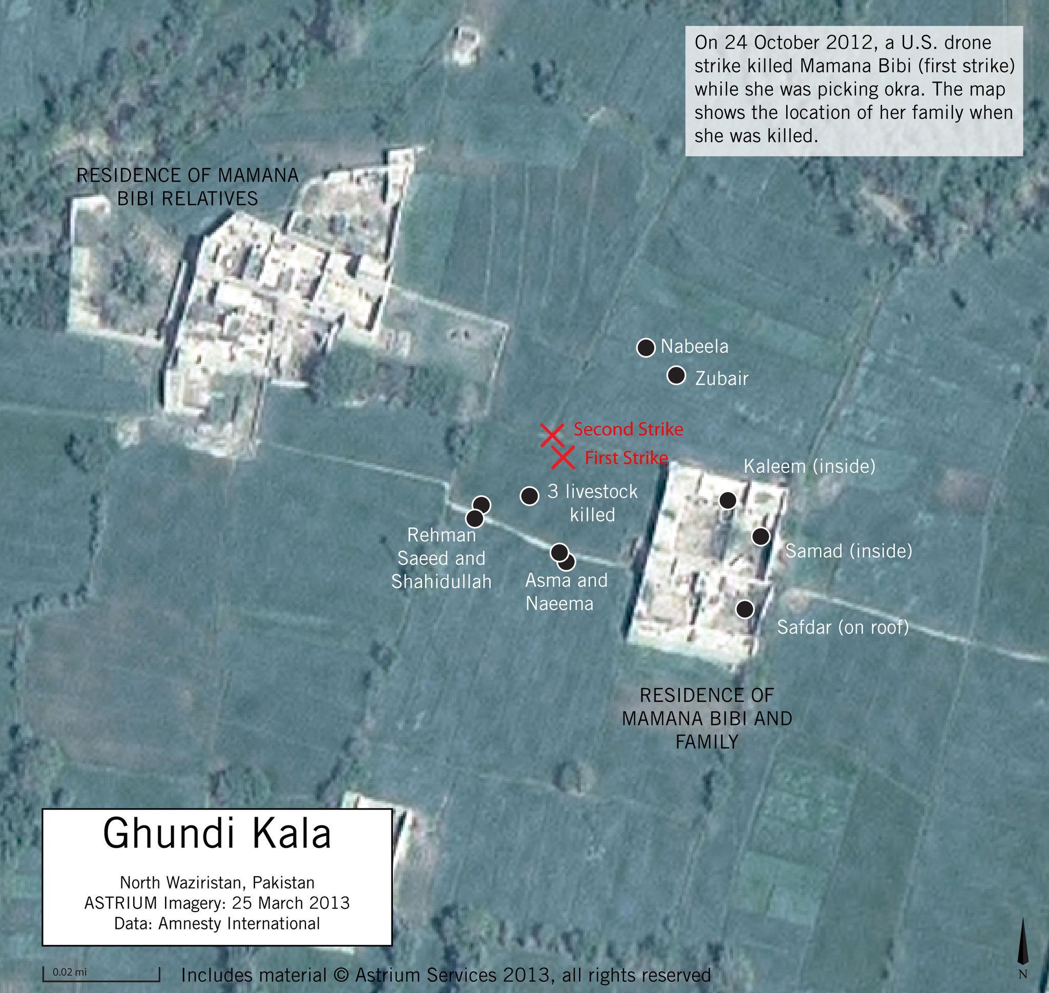 US drone strikes in Yemen and Pakistan LA Times