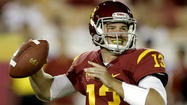 USC football: Backup quarterback Max Wittek is ready if needed