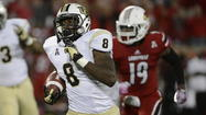 <b>Vote:</b> Is the win over No. 8 Louisville the biggest in UCF history?