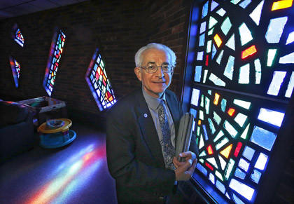 The Rev. Hyle Anderson, of St. Paul's Evangelical Lutheran Church in Aberdeen, is the church's senior pastor. He has been a pastor for more than 30 years.