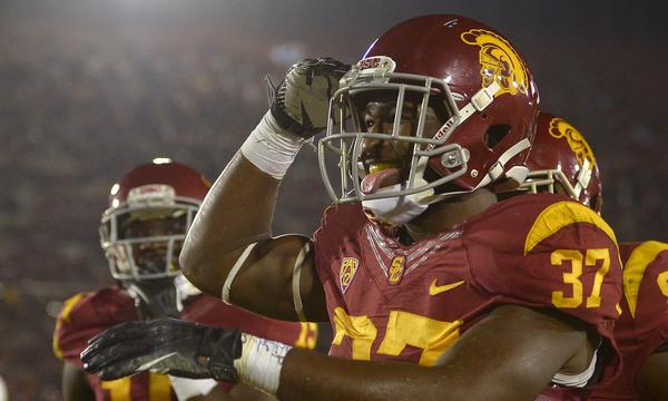 USC running back Javorius Allen heads into Saturday's contest against Notre Dame coming off a strong performance against Arizona.