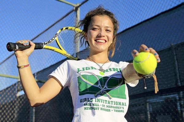 Sage Hill School sophomore Jaclyn Gerschultz is the Daily Pilot High School Athlete of the Week.