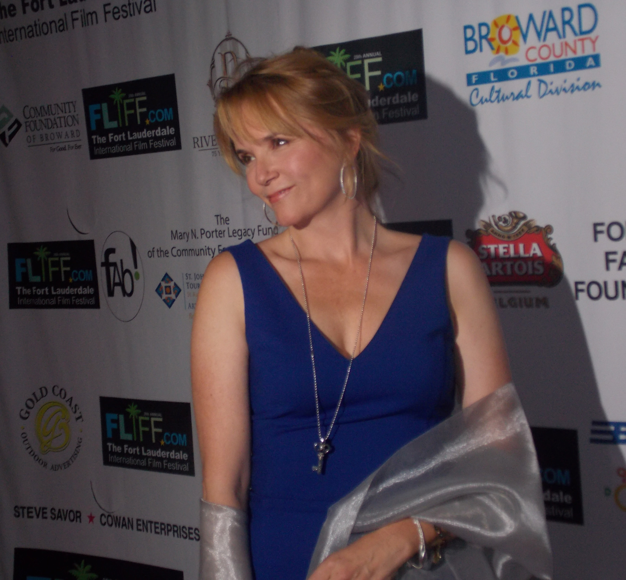 FLIFF opening night - Lea Thompson