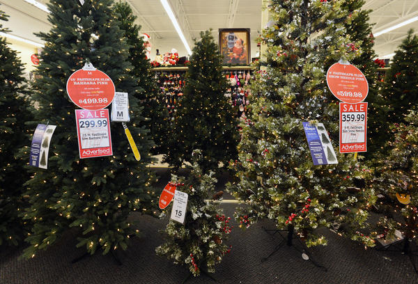 christmas trees on sale at hobby lobby print discount