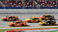 Treacherous Talladega looms for Kenseth, Johnson