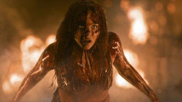 "Chloe Grace Moretz stars in ""Carrie,"" which was unable to pull off a win at the box office this weekend."