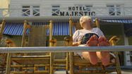 Ocean City's Majestic Hotel damaged by fire