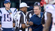 Referee explains controversial penalty at end of Jets-Patriots game