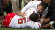 Terps again must deal with serious injuries to top players