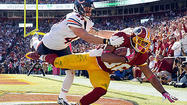 Week 7 photos: Redskins 45, Bears 41