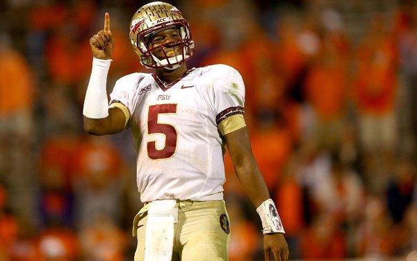 Quarterback Jameis Winston is right about Florida State's ranking of No. 1, in the computer formula of the BCS standings. The Seminoles were No. 2 in the initial BCS rankings behind two-time reigning champion Alabama.