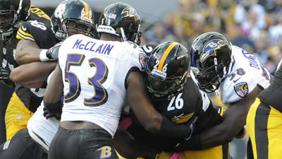 CBS performs even worse than Ravens in loss to Steelers