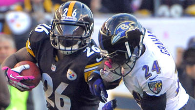 Ravens defense pounded by rookie Le'Veon Bell, Steelers' runnin…