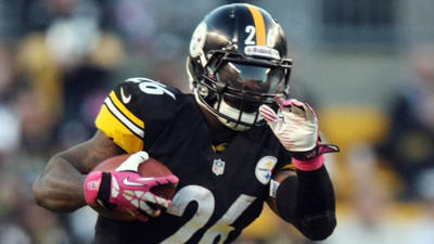 BEHIND ENEMY LINES Le'Veon Bell was a difference-maker in Steel…
