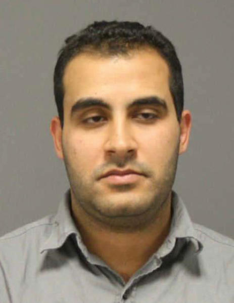 Morsy Elzawawy was charged with first-degree assault, risk of injury to a minor and first-degree reckless endangerment.