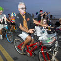 Fantasy Fest 2013 Zombie Bike Ride