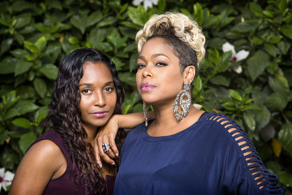 "TLC's Rozonda ""Chilli"" Thomas and Tionne ""T-Boz"" Watkins serve as executive producers of ""CrazySexyCool: The TLC Story,"" a biopic on the triumphs and tragedies of one of the most successful girl groups in history that will air tonight on VH1."