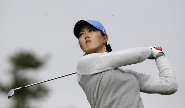 Michelle Wie has her sights on playing in the 2016 Olympics.