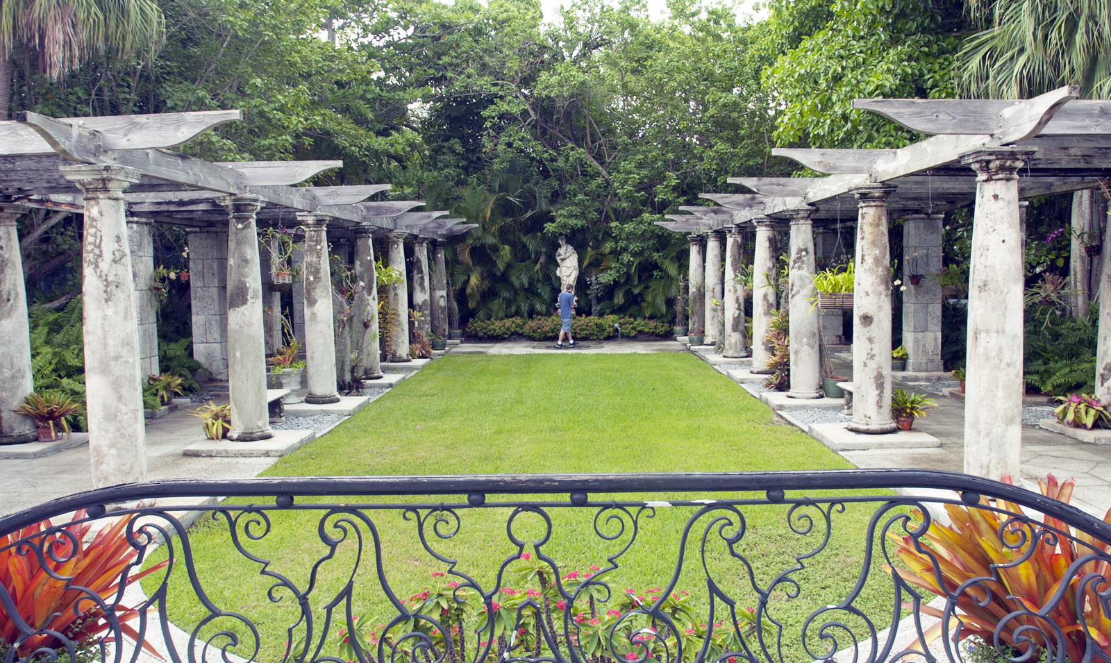 Things every South Floridian should do once - Vizcaya Museum & Gardens in Miami