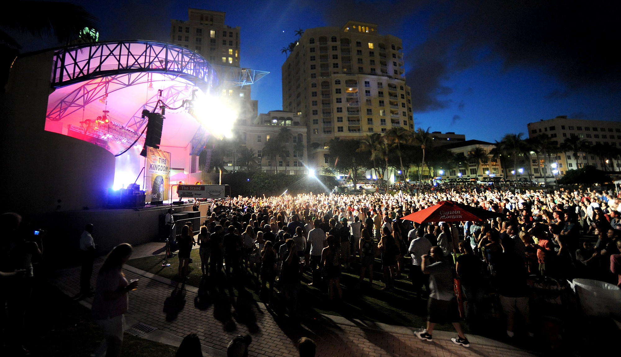 Things every South Floridian should do once - SunFest