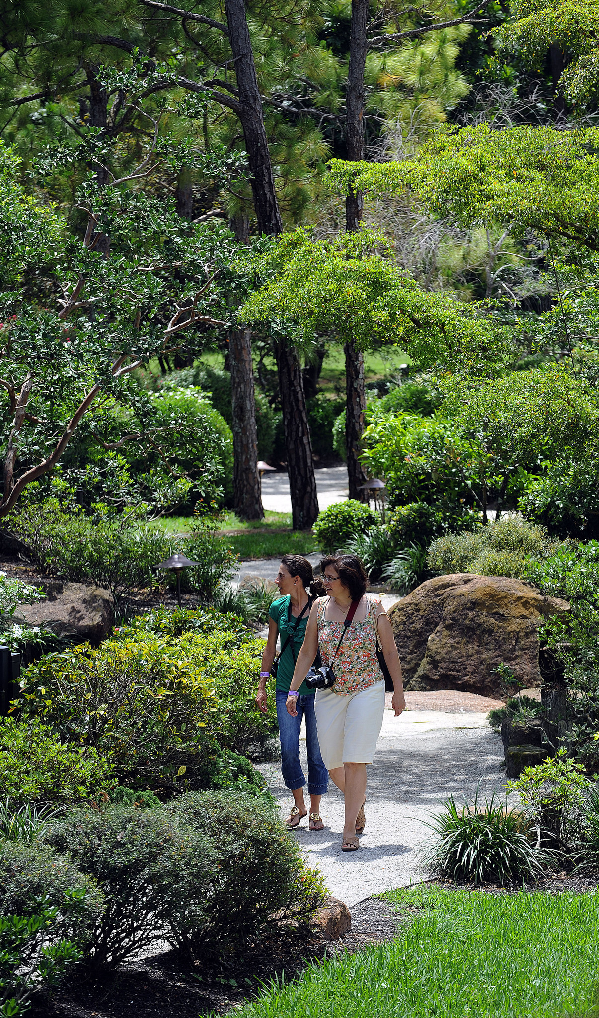 Things every South Floridian should do once - Morikami Japanese Gardens in Delray Beach