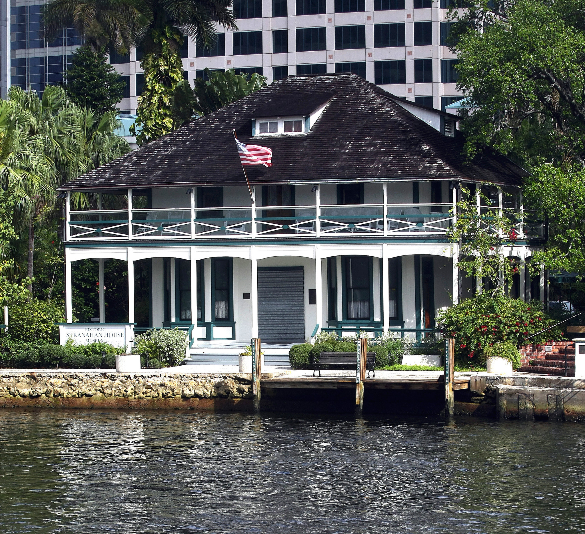 Things every South Floridian should do once - Stranahan House on Fort Lauderdale