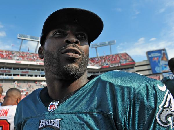 Philadelphia quarterback Michael Vick is the most disliked player in the NFL, according to Forbes.com.