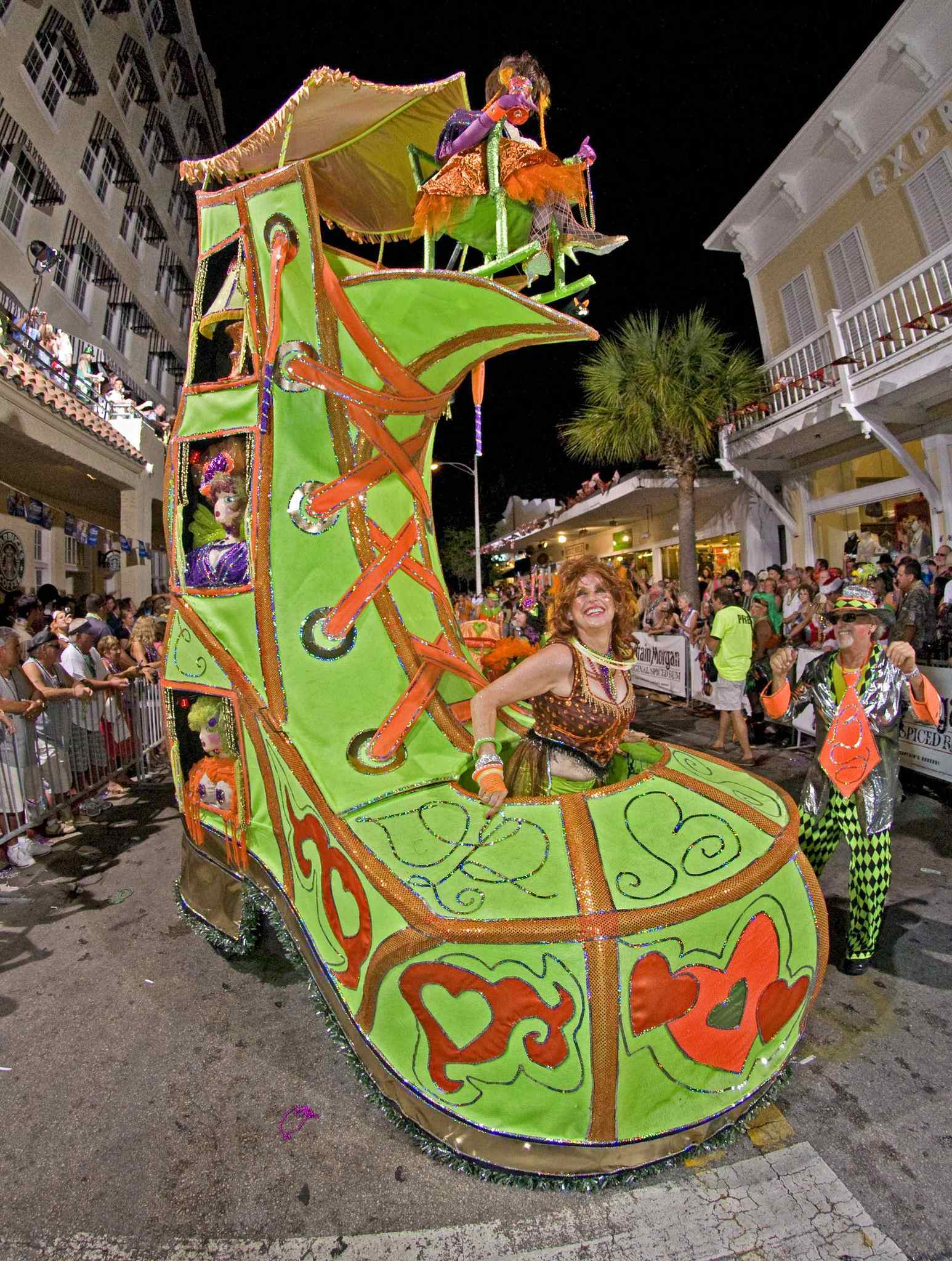 Things every South Floridian should do once - Fantasy Fest in Key West