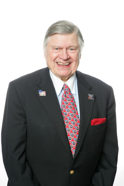 """In this handout image provided by the NFL, K.S. """"Bud"""" Adams, Jr., owner of the Tennessee Titans poses for his NFL headshot circa 2011 in Nashville, Tenn."""