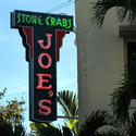 Joe's Stone Crab in Miami Beach