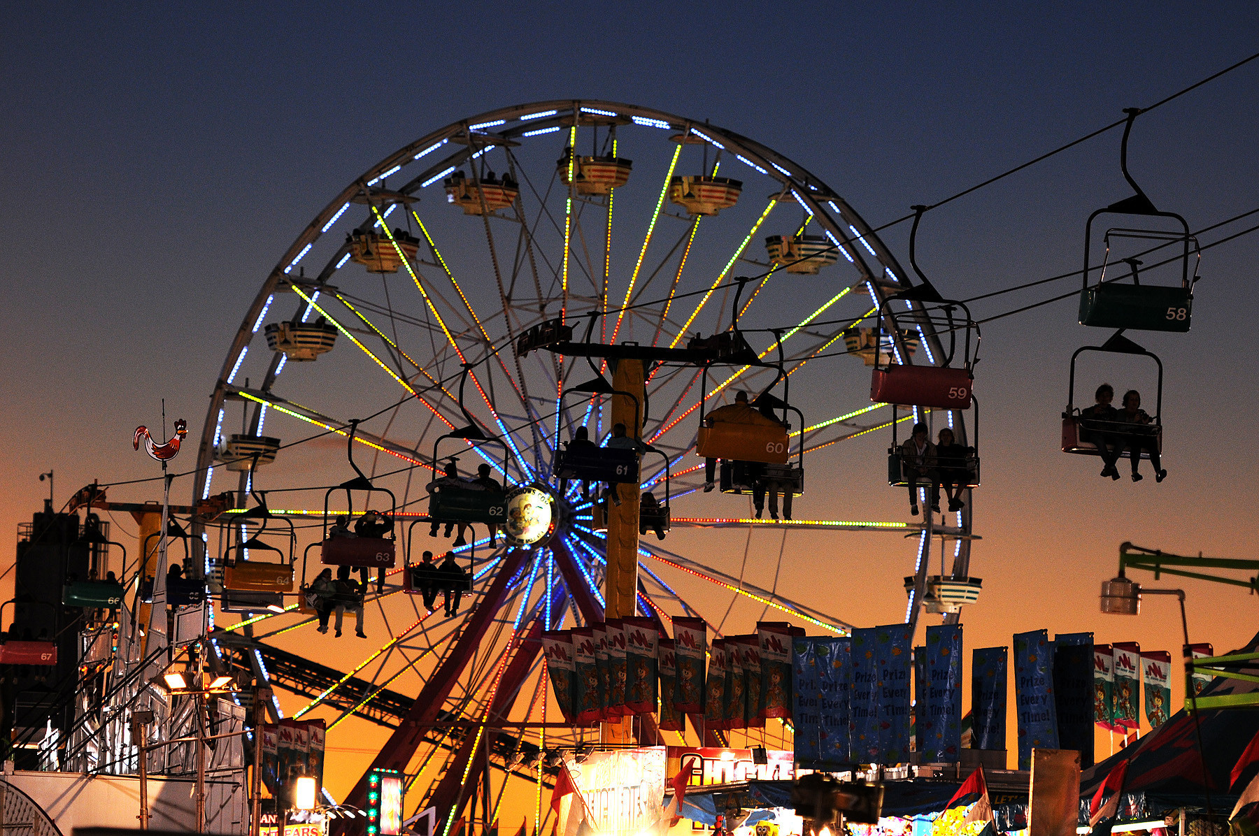 Things every South Floridian should do once - South Florida Fair in West Palm Beach