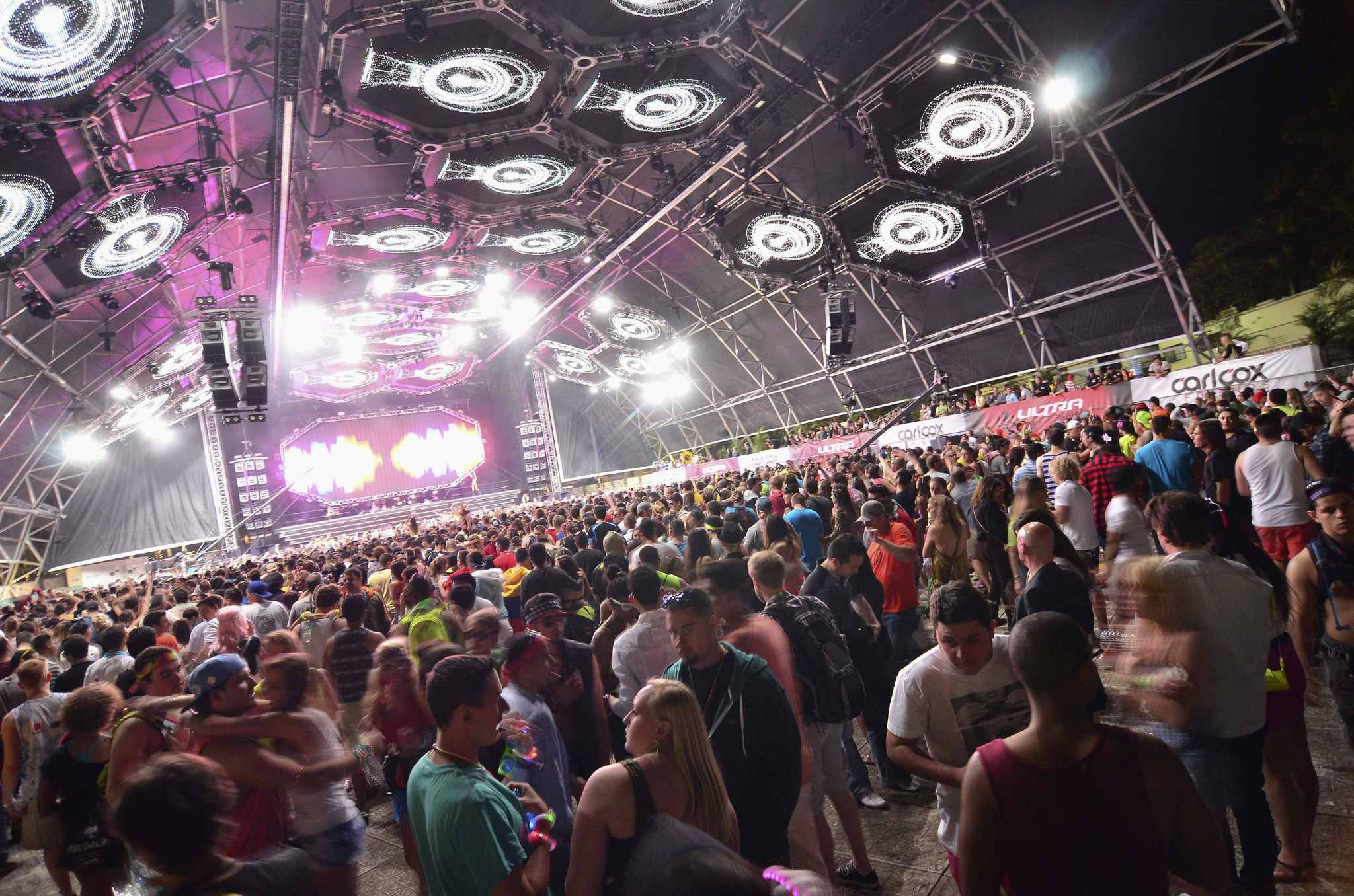 Things every South Floridian should do once - Ultra Music Festival