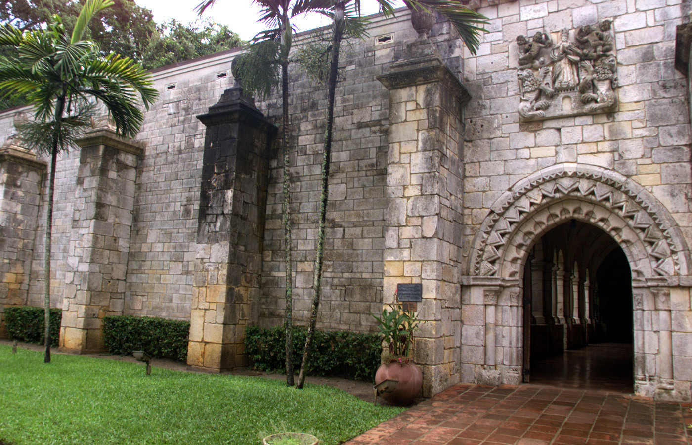 Things every South Floridian should do once - Ancient Spanish Monastery in North Miami Beach