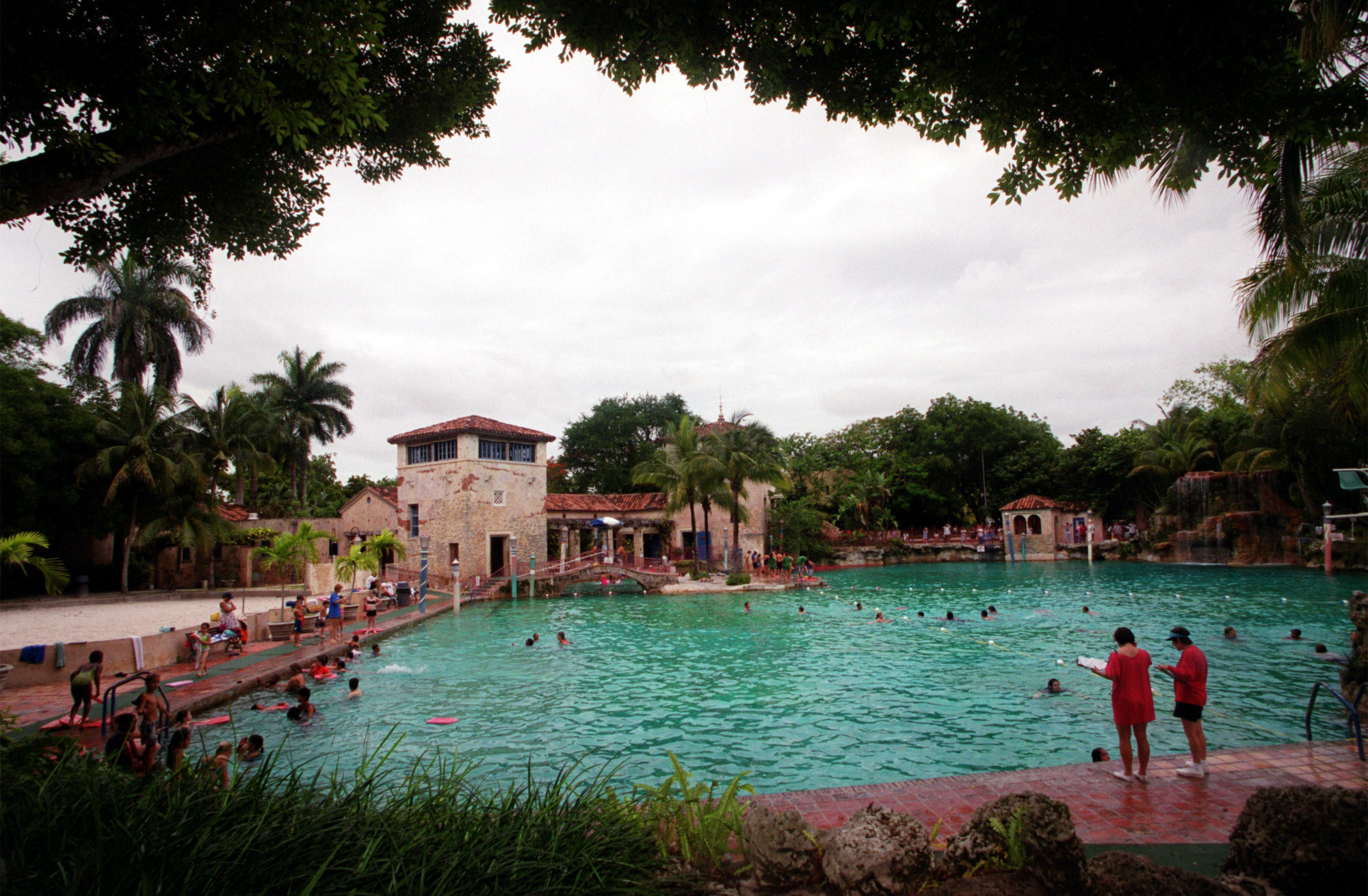 Things every South Floridian should do once - Venetian Pool in Coral Gables