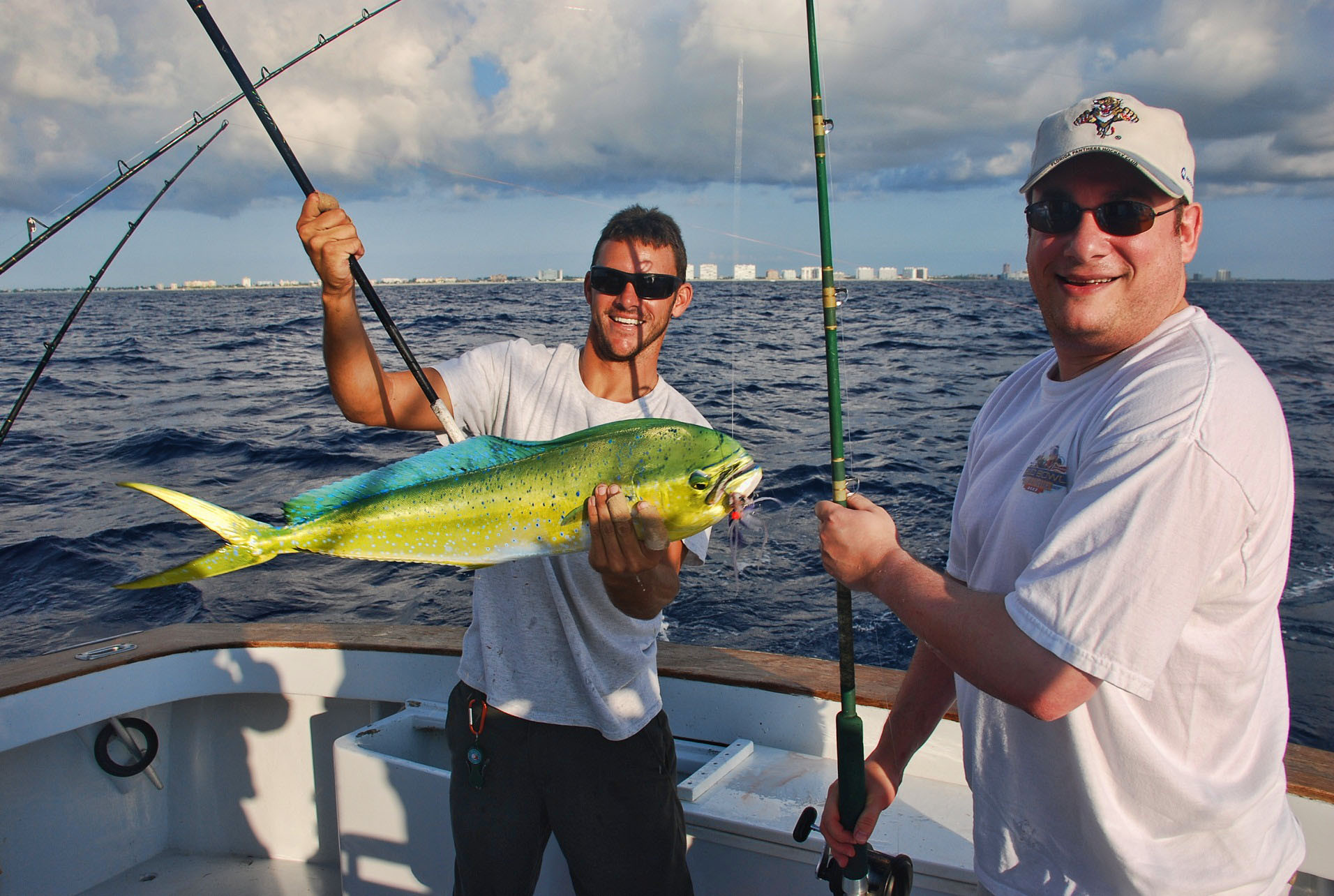 Things every South Floridian should do once - Charter boat fishing