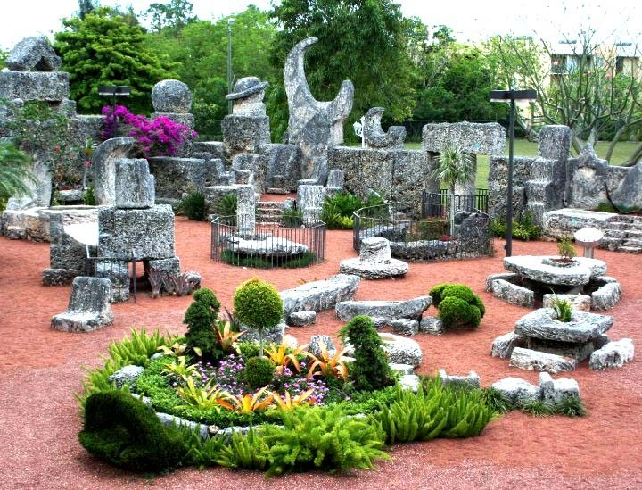 Things every South Floridian should do once - Coral Castle in Homestead