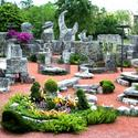 Coral Castle in Homestead