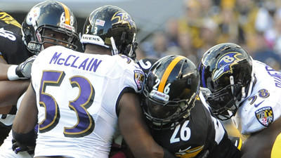 Ravens snap count observations from Sunday's loss to the Pittsb…