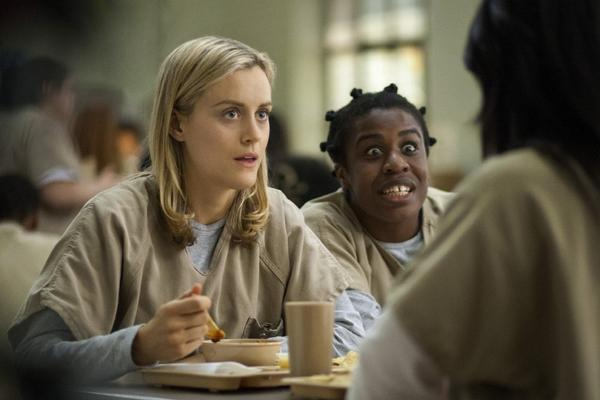 A scene from 'Orange Is the New Black.""