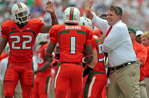Coach Al Golden and Miami will find out about the NCAA ruling on an investigation from the past that could affect their future.