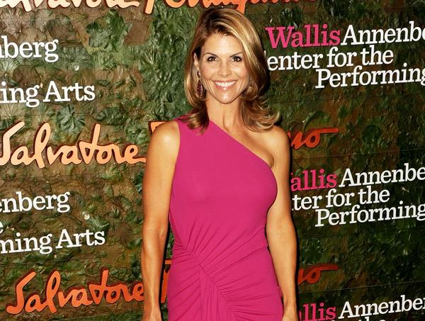 "Lori Loughlin of ""Full House"" arrives at the Wallis Annenberg Center for the Performing Arts Gala at The Wallis on Oct. 17, 2013 in Beverly Hills."