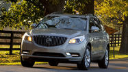Rapid Review: 2014 Buick Enclave -- is it good enough?