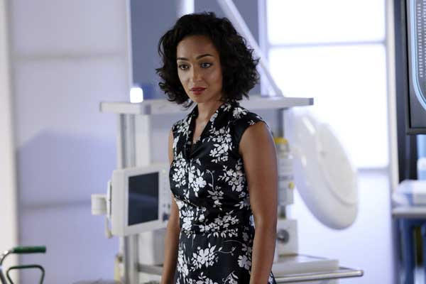"A woman (Ruth Negga) may hold key the to a mystery on ABC's ""Marvel's Agents of S.H.I.E.L.D."""