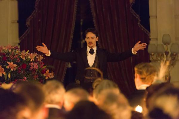 "Jonathan Rhys Meyers stars as Alexander Grayson, aka ""Dracula."""