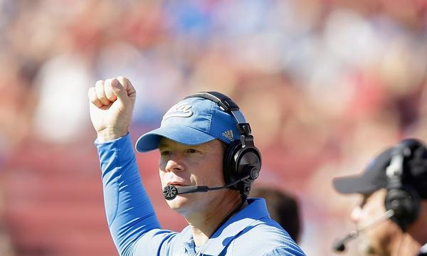 UCLA Coach Jim Mora wants to win more than just the time-of-possession battle against Oregon on Saturday.