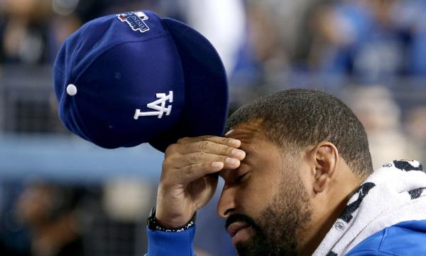The Dodgers hope outfielder Matt Kemp, who underwent surgery Monday on his sprained left ankle, will be ready in time for opening day.