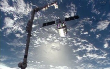 Cygnus ends its mission