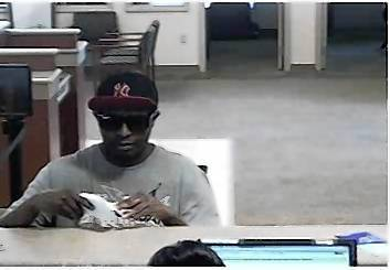 Orlando police say this man robbed a Fifth Third Bank Tuesday morning.