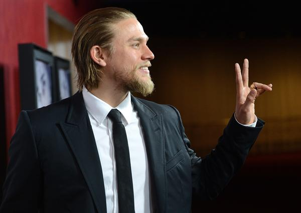 "No official replacement has been named since actor Charlie Hunnam dropped out of the ""Fifty Shades of Grey"" film due to scheduling conflicts."